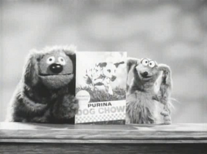 Baskerville and Rowlf