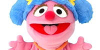 Sesame Street puppets (Takara Tomy)