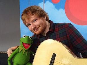 EdSheeran&Kermit