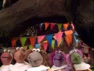 Fraggle Choir 2