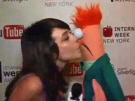 Kiss Beaker 2009 Webbys