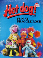 Hot dog fraggle rock issue 21