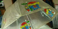 Sesame Street umbrellas (JC Penney)