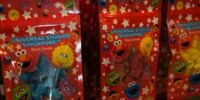 Sesame Street candy (Universal Studios Singapore)