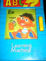 Big bird's learning machine 4