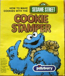 Cookie stamper 1