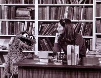 Ms.Rice bookmobile