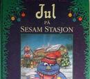 Jul på Sesam Stasjon (book)