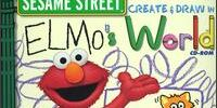Create and Draw in Elmo's World