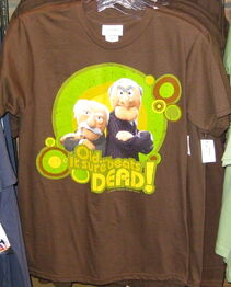 Old beats dead shirt disneyland 2010