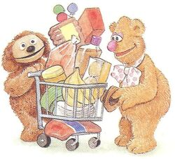 Rowlf shopping