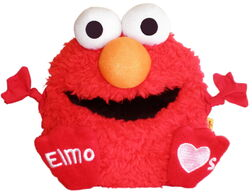 Elmo loves the bears 1