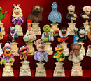Muppet busts
