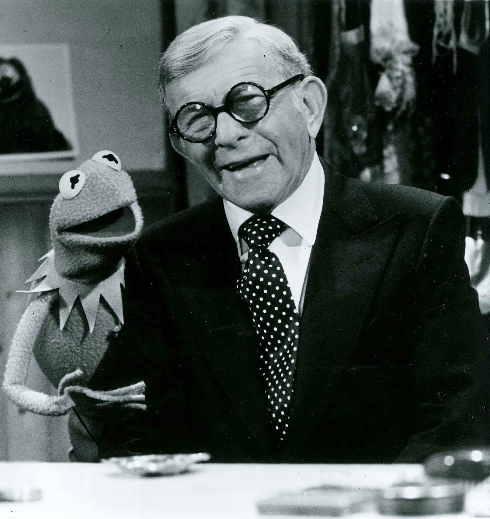george burns disney