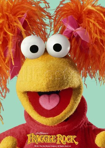 File:Poster Fraggle Rock-Fraggle Rock's Red.jpg