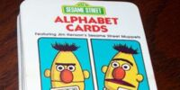 Sesame Street Flash Cards (Western Publishing)