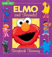 Elmo and Friends! Storybook Treasury