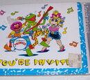 Muppet party supplies (Paper Art)