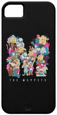 Zazzle the muppets monogram