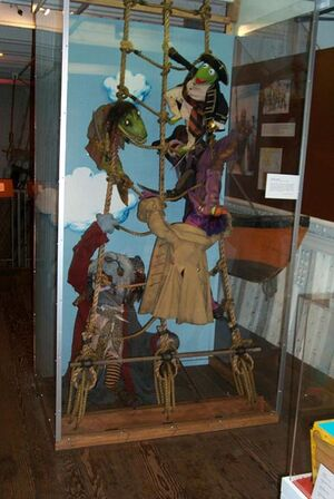 Pirates display