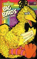 Big Bird's Color Game