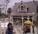 Old Lady Possum's house