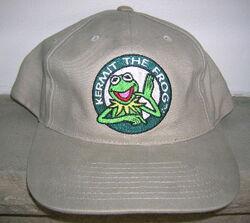 Kermit collection khaki baseball cap 1