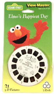 View-master elmo's happiest day