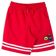 Pancoat short pants
