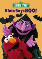 Elmo Says BOO!