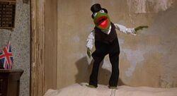 Kermit's extra arm