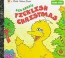 Big Bird's Ticklish Christmas