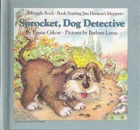 Sprocket Dog Dectective