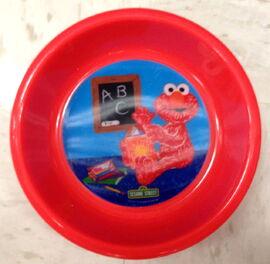 Jay franco 2011 crayon elmo bowl