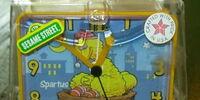 Sesame Street alarm clocks (Spartus)