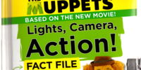 The Muppets: Lights, Camera, Action! Fact File