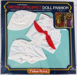 Fisher-price 1981 miss piggy dress up muppet doll 4
