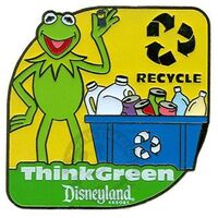 Thinkgreenrecyclepin
