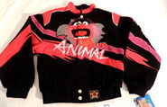 Fast time jacket animal 1