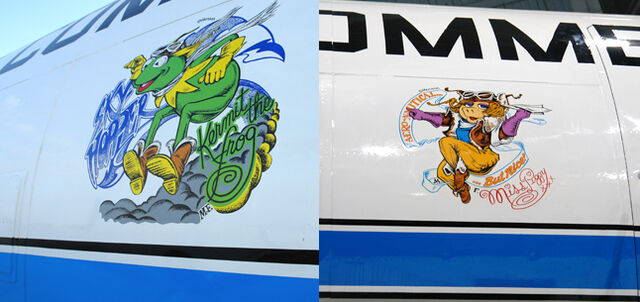 File:Logos on plane.jpg