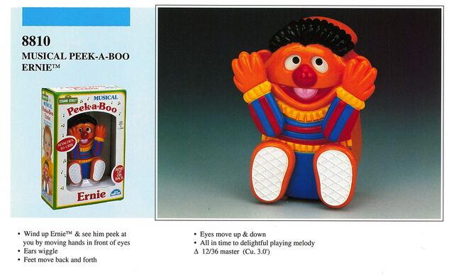 File:Illco 1992 baby toys musical peek-a-boo ernie.jpg