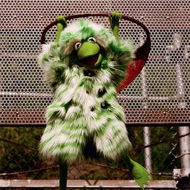 Love magazine Kermit