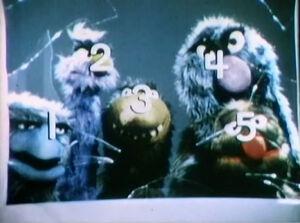 Songof5--5Monsters