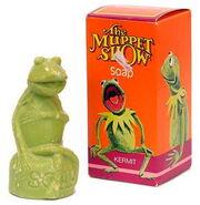 J grossmith ltd soap kermit