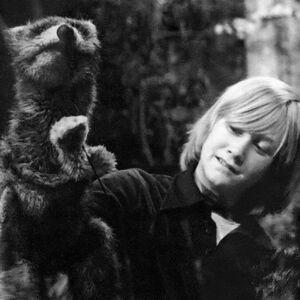 John Henson woodland creature