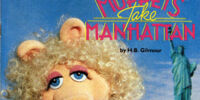 The Muppets Take Manhattan (book and audio)