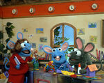 Episode 404: The First Day at Mouse School
