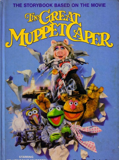 The Great Muppet Caper (storybook) | Muppet Wiki | Fandom powered by Wikia