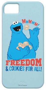 Zazzle freedom cookies for all
