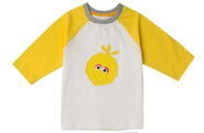 Pancoat toddler shirt big bird